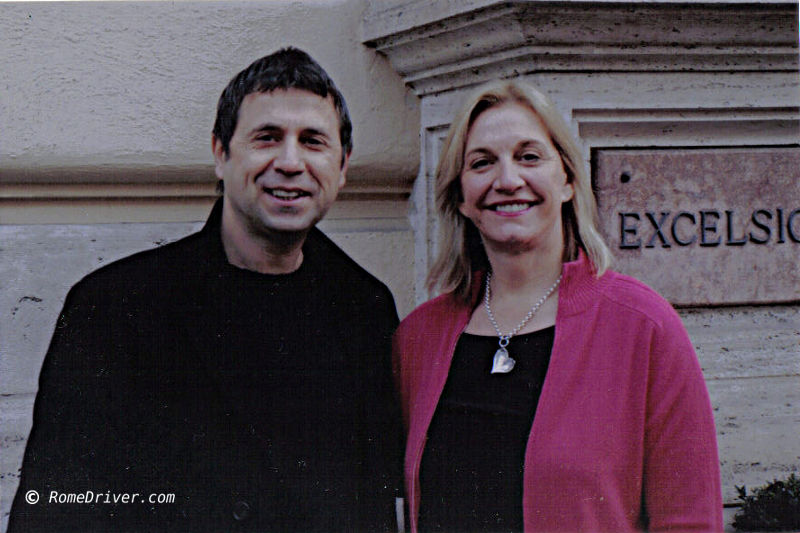 Marco and Robin Tauck (Tauck World Discovery)